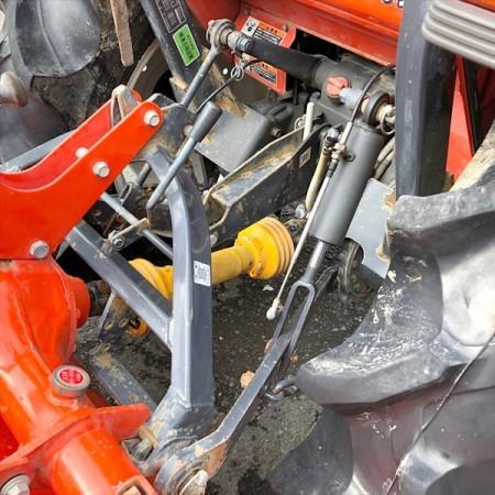 Dg19977 KUBOTA クボタ トラクター GL300 ■1103時間■パワステ・モンロー・ポンパ・Uシフト■【整備品/動画あり】■直接引取り限