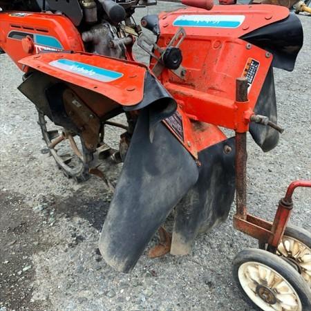 Ag202028 クボタ TS700W 一輪管理機 ダブルタイヤ 土上げ機 最大6.2馬力【整備品】 KUBOTA 耕運機*