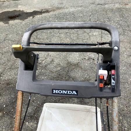 B4g202027 ホンダ HRB215 歩行型芝刈機 草刈り機 4.5馬力【整備済み】 芝刈り HONDA*