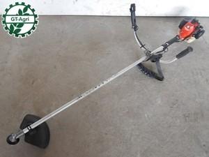 Bh2870 KIORITZ キョーリツ 共立 SRE2350G 23cc iスタート 両手ハンドル 肩掛式草刈機 整備済み 動画有