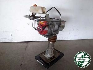 B2e3251 MIKASA ミカサ MT-50F ランマー 4サイクル ホンダG100エンジン 最大2.5馬力 動画有 整備済み