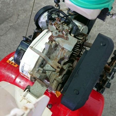 Ag191126 YANMAR ヤンマー FP35 管理機 ■フロントポチ■ 最大2.4馬力【整備品】*