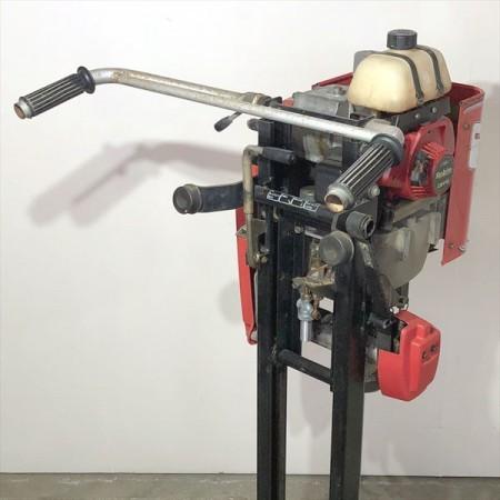 B3g191139 Dagger ダガー 空気式土壌改良機 ロビン CB412 2サイクルエンジン【整備済み】エアー式 土壌改良*
