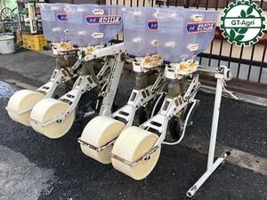 Ah5357 ISEKI イセキ ロボシーダ 播種機 4条 型式不明 肥料散布機 施肥播種機 トラクターアタッチメント