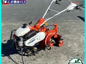 【販売済み】Ag202246 クボタ TS750 一輪管理機 最大6.2馬力 ウネマスター 畝の達人 ■土上げ仕様■