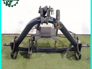 【販売済み】B5g202241 ワンタッチヒッチ 農機具部品 トラクター用 パーツ アタッチメント クイックヒッチ オートヒッチ A2*