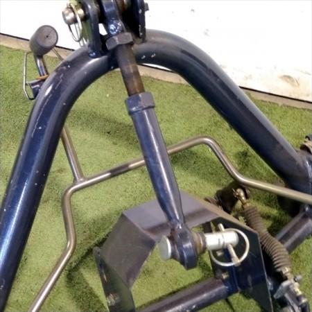 B5g202241 ワンタッチヒッチ 農機具部品 トラクター用 パーツ アタッチメント クイックヒッチ オートヒッチ A2*