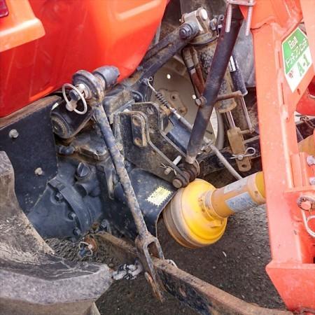 Dg191197 HINOMOTO 日の本 トラクター N249 ■656時間 ■モンロー・パワステ付き■【動画あり】■直接引取り限定■*