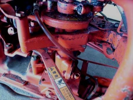 B6e3313 YANMAR ヤンマー Be35 バインダー ヤンマーGA120SBSエンジン 最大3.8馬力 動画有 難有 整備済み