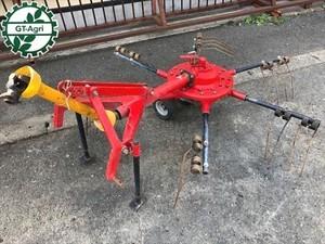 Ah5421 STAR スター農機 ジャイロレーキ 1連 形式不明 集草機