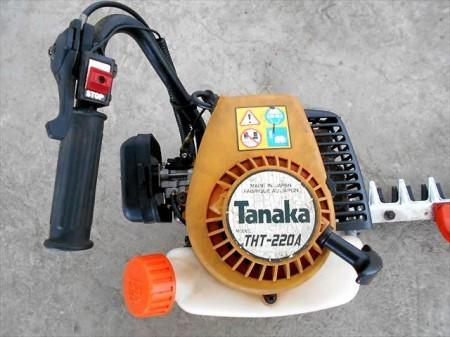 Bh3072 TANAKA タナカ THT220A ヘッジトリマー 整備済み 動画有