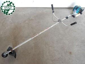 Bh3066 MAKITA マキタ MEM425 4サイクル 両手ハンドル仕様 24.5cc 肩掛式草刈機 整備済み 動画有