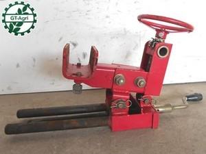 A24h3065 サン機工 さばける 施肥播種機 ヒッチ