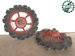 B5h2975  農機具部品 耕耘機パーツ 車輪 2コセット 管理機