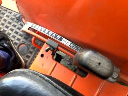 Ah5548 KUBOTA クボタ L1-24 サンシャイン トラクター 2WD 850時間 モンロー バイザー付き【整備済み/動画有】