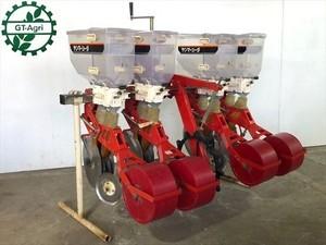 Ah5612 YANMAR ヤンマー シーダ 4連 トラクター用 施肥播種機