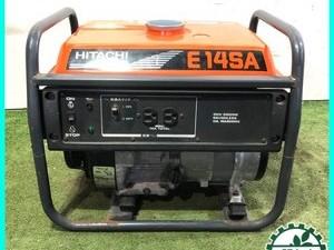 【販売済み】B4g202546 日立工機 E14SA 発電機 【60Hz 100V 1.4Kva】【整備品】 HITACHI*