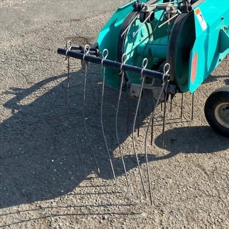 Dg202557 タカキタ HM1602 ヘーメーカー ■ユニバーサルジョイント付き■ 牧草反転 集草機 トラクター用アタッチメント*