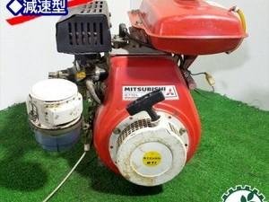 A14g191449 MITSUBISHI 三菱 G710L ガソリンエンジン 最大7馬力 発動機【整備品/動画あり】*