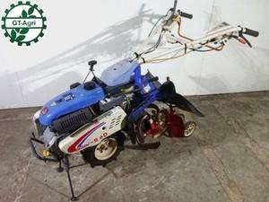 Ah5673 ISEKI イセキ パンジー KMS6D 一輪管理機 ■ラグタイヤ 土上げ仕様■ カワサキ FE170 エンジン搭載 最大6.2馬力【整