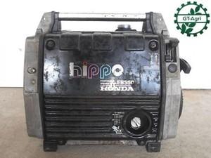 B6h3236 HONDA ホンダ EB550 発電機 ※60Hz 100V 5.5A 550VA 整備/テスト済み 動画有