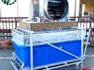 Cg191471 【未使用品】KANEKO 金子農機 TM-600L 大型チリとるもん 乾燥機用 送風機用集塵機【50/60Hz 200V】集塵機 集