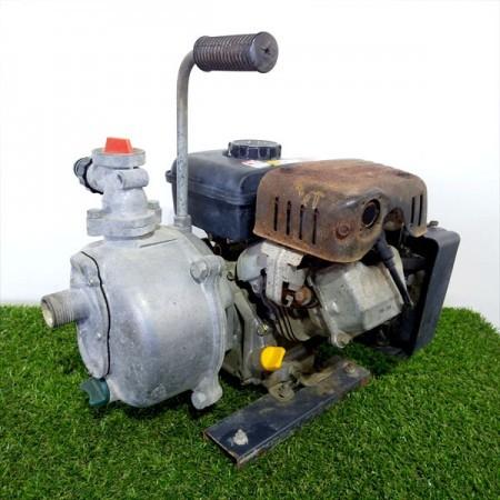 ■販売済み■A16g191583 カルイ KME-250 エンジンポンプ 口径:25mm 2.4馬力【整備品】*