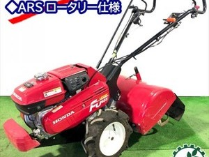 Ag191566 【美品】HONDA ホンダ FU655 管理機 最大5.5馬力【整備品/動画あり】耕運機*