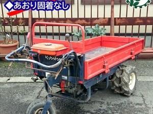 【販売済み】Dg191608 筑水キャニコム ELP610 三輪運搬車 最大300kg 6馬力【整備品】*