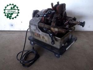 B6e3519 REX レッキス mini40AⅢ パイプマシン ねじ切り旋盤 100V