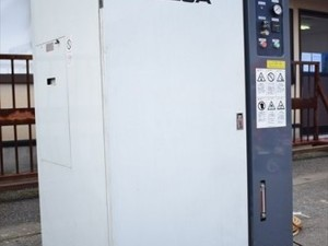 a3023 三井精機工業 エアコンプレッサー ZK226A スクリューコンプレッサー 200V 50/60Hz