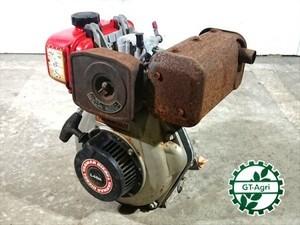 B6e4101 YANMAR ヤンマー L40ASS ディーゼルエンジン 最大4.2馬力 発動機【整備品/動画あり】