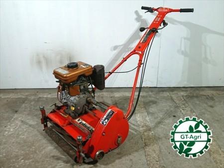 B3e4100 THUCHIYA 土屋機械製作所 KM-G1 コスモ40G ■自走式芝刈機■ 2.5馬力 FG110【整備済み/動画あり】