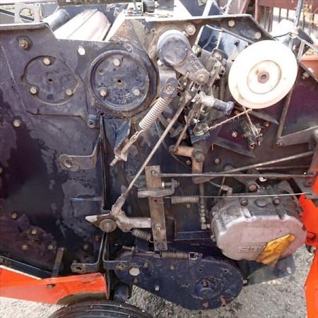 Dg191751 KUBOTA クボタ MINI800  (スター農機 MRB0810) ロールベーラ 集草機 トラクター用アタッチメント ロールベラ