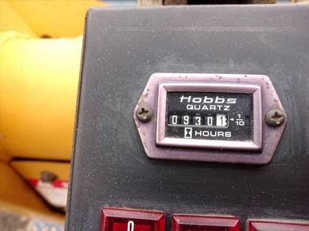 Ae4122 KOMATSU 小松製作所 ミニローダー  SK04-2■930時間■ タイヤショベル ディーゼル【動画あり】■直接引取り限定■ コマツ