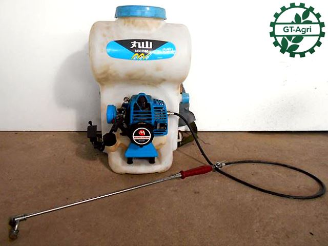 A14h3556 MARUYAMA 丸山 マルヤマ MS035SP さぎり 背負式噴霧器